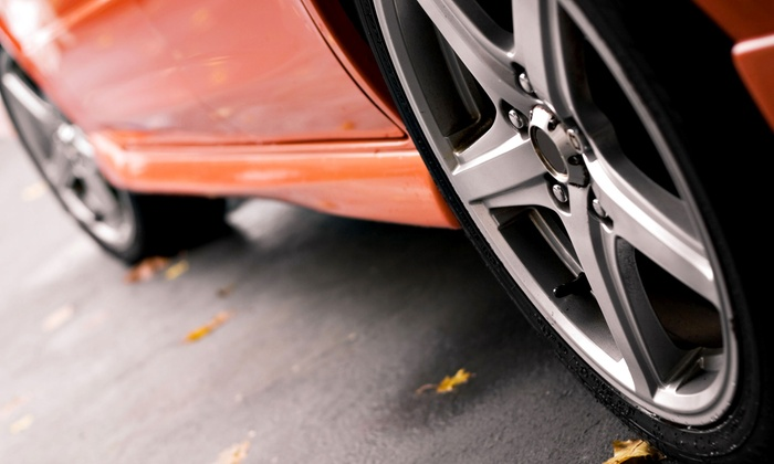 A Touch of Class Auto Detailing - Richmond: Mobile Wash and Wax, or Mobile Executive Auto Detail for a Car or SUV from A Touch of Class (Up to 61% Off)