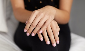 La-Diva Nails and Beauty Parlour: Gel Manicure from R120 for One with Optional Gel Pedicure at La-Diva Nails and Beauty Parlour (Up to 68% Off)
