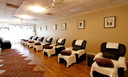 Reflexology-Treatment Package or One or Three 60-Minute Reflexology Treatments at Fit Foot Massage (Up to 65% Off)