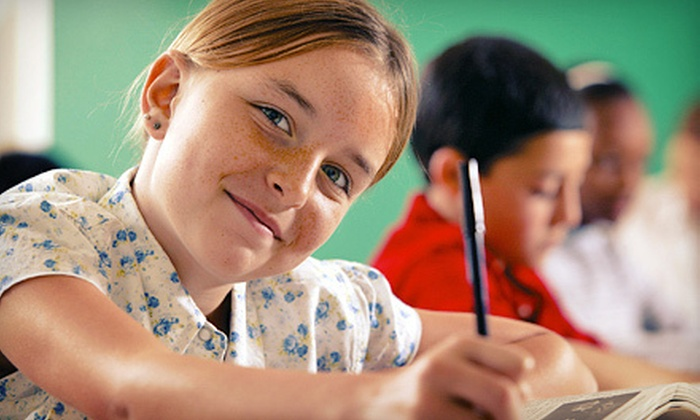 JEI Learning Centers - Auburndale-Whitestone: Two or Four Weeks of Sessions Taking Place Two or Three Days Per Week at JEI Learning Centers (Up to 85% Off)