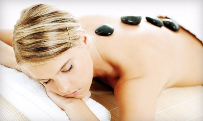 Ultimate Spa by Adela - Oak Grove - Pine Banks: Power Regeneration Facial with Foot or Hot-Stone Massage at Ultimate Spa by Adela (Up to 53% Off)