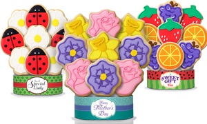 $30 For $60 Worth Of Cookie Bouquets And Shipping From Corso's Cookies (50% Off).