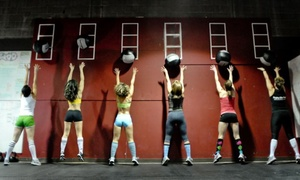 Be U Fitness: Up to 85% Off Bootcamp classes at Be U Fitness
