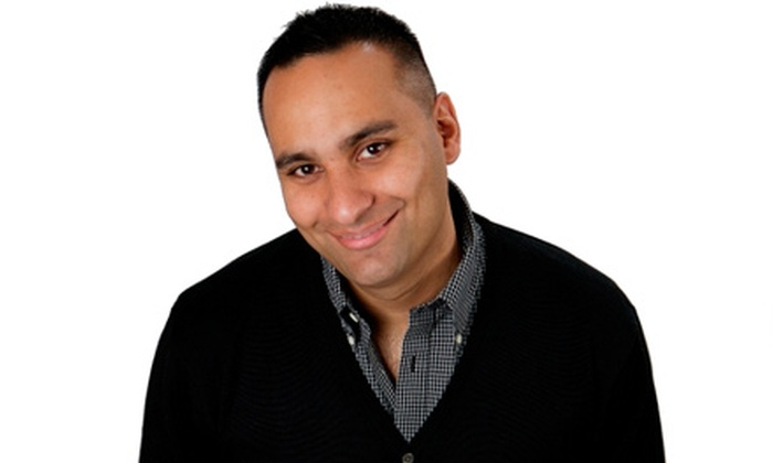 Russell Peters - Fox Theater at Foxwoods Resort Casino: Russell Peters for Two with Drinks at MGM Grand Theater at Foxwoods Resort Casino on September 27 (Up to Half Off)