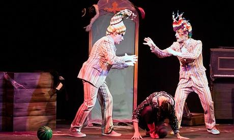 Teatro Lara: entrada para dos o tres personas al musical familiar 'Esos locos fantasmas' desde 20 € Oferta en Groupon
