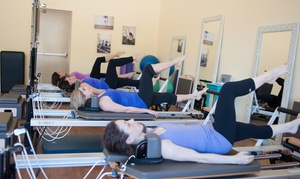 Spark Fitness: $85 for One Private Pilates Session and Three Group Reformer Classes at Spark Fitness ($150 Value)