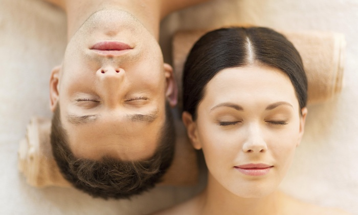 Relax & Rewind - Harker Heights: 60-Minute Facial and Manicure at Relax & Rewind (54% Off)