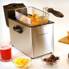 $47.99 for a Cookinex Stainless Steel 4-Liter Deep Fryer