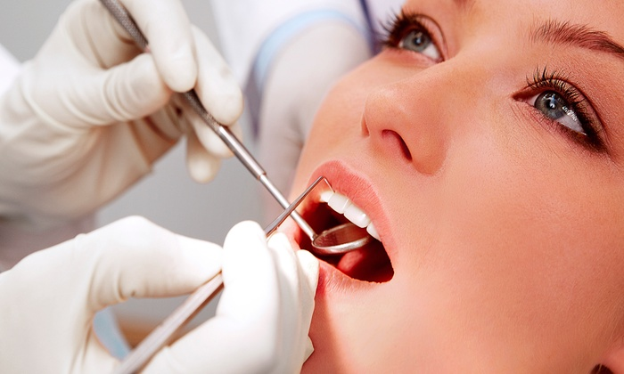 Omid Farahmand, D.M.D. Dental care-W. Hollywood location - West Hollywood: $51 for Dental Exam, X-Rays, and Cleaning at Omid Farahmand Dental Care ($225 Value)