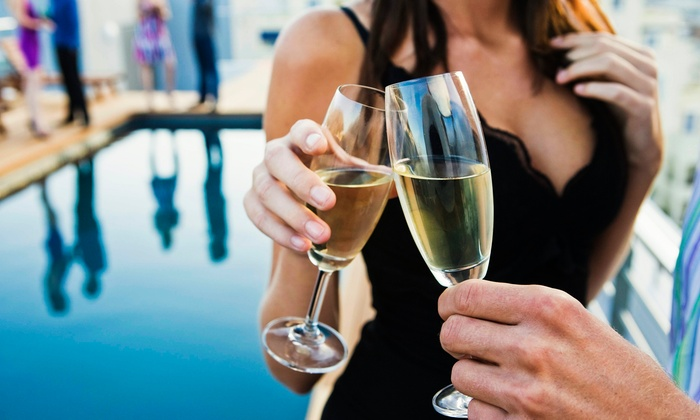 Colour Me Social and Urban Fétes - FFC West Loop: Admission to a Summer Splash Rooftop Pool Party on August 23rd from Colour Me Social & Urban Fétes (Up to 55% Off)