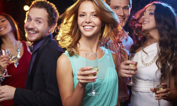 Las Vegas Club Crawl - Blondies: New Year's Eve Club Crawl with Optional Weekend Club Crawl for One from Las Vegas Club Crawl (Up to 64% Off)