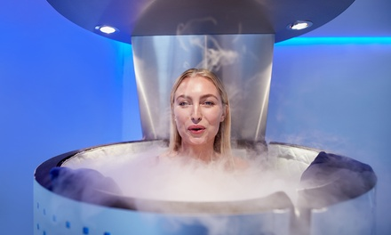 Cryotherapy Sessions at Advanced Neuromuscular Performance and Physical Therapy (Up to 53% Off). Three Options.