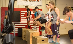CrossFit 1847: $25 for $50 Worth of CrossFit — CrossFit 1847Resources