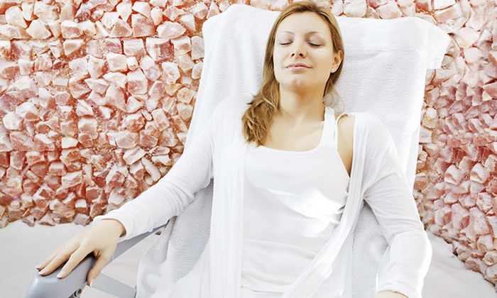 Euro Reflections - Euro Reflections: One, Three, or Five 45-Minute Salt Spa Sessions at Euro Reflections (Up to 37% Off)