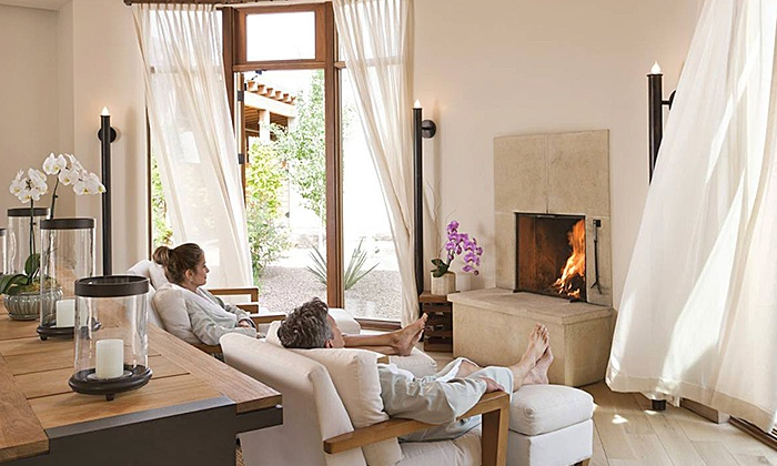 The Spa at Four Seasons Resort Rancho Encantado Santa Fe - The Spa at Four Seasons Resort Rancho Encantado Santa Fe: Spa Days at The Spa at Four Seasons Resort Rancho Encantado Santa Fe (Up to 39% Off). Two Options Available.