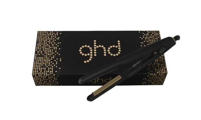 lisseur ghd gold mini v groupon shopping. Black Bedroom Furniture Sets. Home Design Ideas