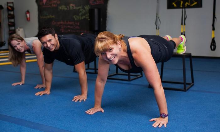 212 Degrees Fitness - Littleton: 4 or 8 Weeks of Unlimited Fitness Classes at 212 Degrees Fitness (Up to 66% Off)
