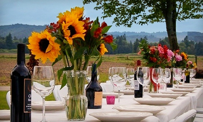 Bella Organic Farm - Sauvie Island: $150 for a Farm Tour and Farm-to-Table Dinner for Two at Bella Organic Farm ($300 Value). Three Options Available.
