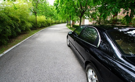 Airport Transport in an Executive Sedan or Limo from Leher Limousine (Up to 63% Off). Three Options Available.