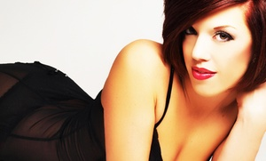 Boudoir, Family, Individual, Or Kids Photography Package At Glamour Shots (up To 95% Off). Three Options Available.
