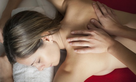 Up to 54% Off Full Body Therapeutic Massages at Aya Yamanaka Massage
