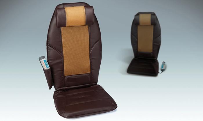housse de si ge massage shiatsu groupon. Black Bedroom Furniture Sets. Home Design Ideas