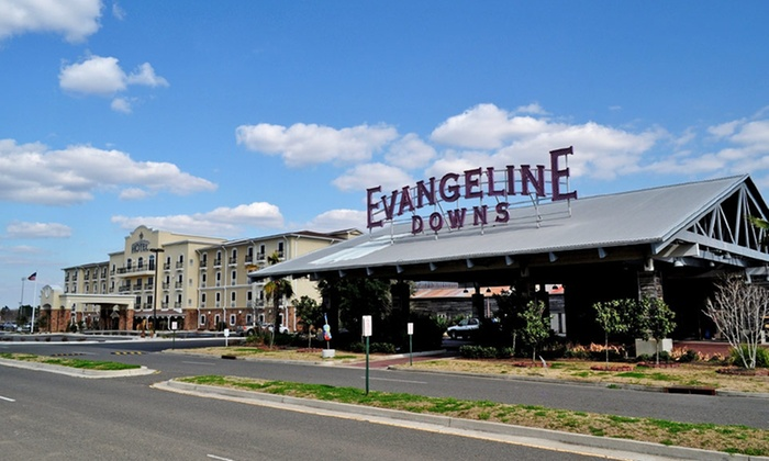 Evangeline Downs Hotel - Opelousas, LA: Stay at Evangeline Downs Hotel in Opelousas, LA, with Dates into August
