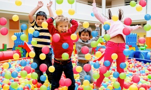 Gambado Glasgow: Birthday Party for Ten Kids or Tiger Birthday Party for Ten Kids at Gambado Glasgow (Up to 52% Off*)