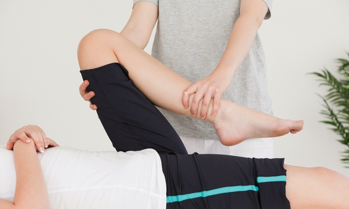 Central Dupage Physical Medicine - Carol Stream: Three-Visit Chiropractic Package or One or Three Massages at Central Dupage Physical Medicine (Up to 85% Off)
