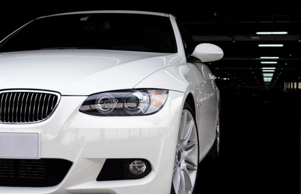 C$20 for Headlight Restoration and Wash at BOYD AUTOBODY & GLASS