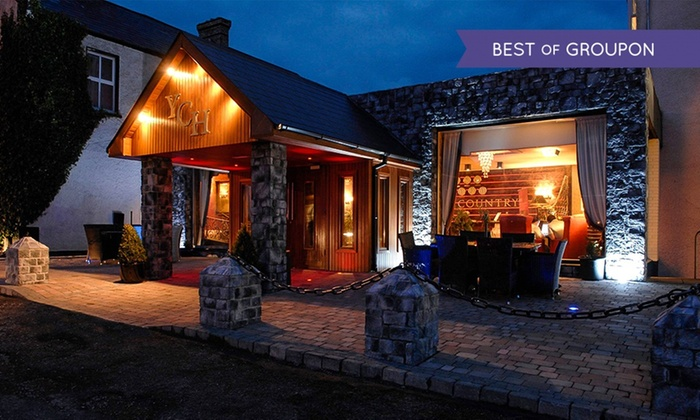 Yeats Country Hotel, Spa & Leisure Club - Yeats Country Spa & Leisure Hotel: Co. Sligo: 2 Nights for Two with Breakfast, Dinner, Wine and Leisure Centre Access at Yeats Country Hotel