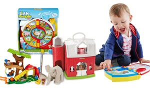 Fisher-Price Little People Zoo and Farm Collection: Fisher-Price Little People Zoo and Farm Collection