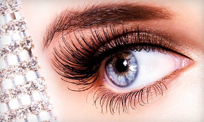 Belle Visage Day Spa - West Quincy: Full Set of Eyelash Extensions and Option to Add a Refill at Belle Visage Day Spa (Up to 53% Off)