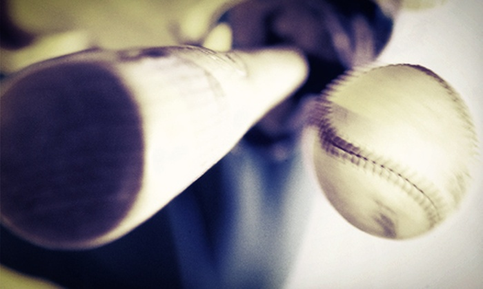 Extra Innings - Downtown Woburn: $20 for One Hour in an Indoor Batting Cage at Extra Innings ($40 Value)