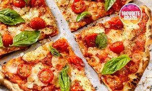 BURN Brianza: All you can eat pizza con bis di antipasti, dolce e birra media per 2,4,6 persone da Burn Brianza a Macherio