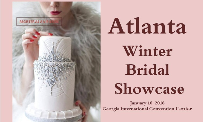 MRS. Incoporated - College Park: Up to 50% Off Bridal show admission Jan. 10 at MRS. Incoporated