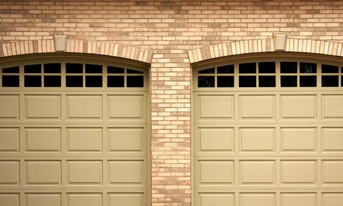 Access Garage Doors - Chicago: $45 for Garage Door Spring and Opener Repair from Access Garage Doors ($89.95 Value)