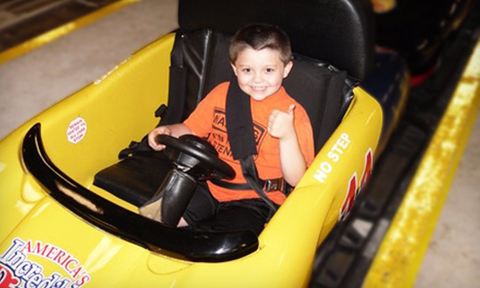 Incredible Pizza Company - Urbandale: $50 for Summer of Unlimited Bumper Cars, Go-Karts, and Video Games at Incredible Pizza Company in Urbandale ($100 Value)