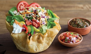 Sharky's Woodfired Mexican Grill - Chatsworth: $15 for $25 Worth Mexican Food at Sharky's Woodfired Mexican Grill-Chatsworth