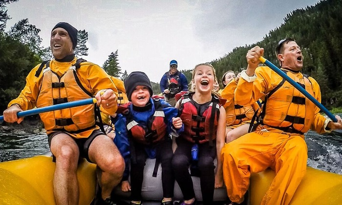 Mad River Boat Trips - Mad River Boat Trips: $52 for a Snake River Whitewater Rafting Trip for One with Cookout from Mad River Boat Trips ($89 Value)