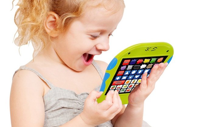 Smart Play 2-Sided Learning Pad