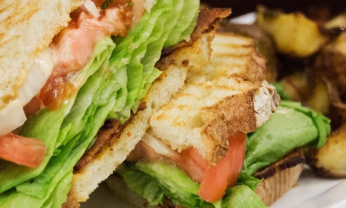 The Dispensary - The Dispensary: All-Day Breakfast and Lunch Contemporary Diner Food for Two or Four or More at The Dispensary (Up to 50% Off)
