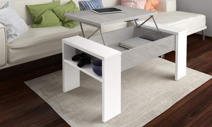 Tavolino Con Contenitore.Fino A 65 Su Tavolino Con Contenitore Groupon