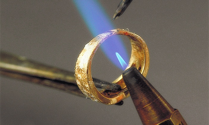 Revere Academy of Jewelry Arts - SoMa: $99 for a 3.5-Hour Jewelry-Making 101 or 102 Course at Revere Academy of Jewelry Arts ($235 Value)
