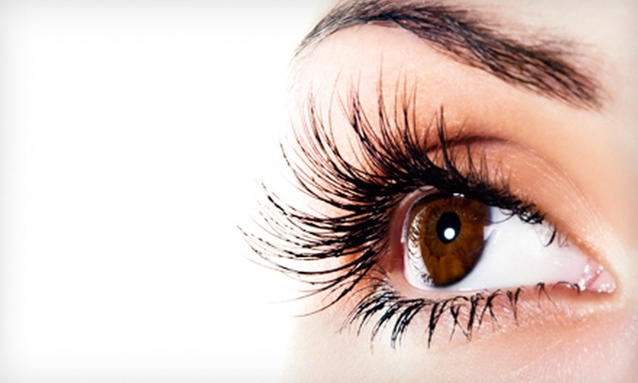Weight and Body Solutions - Town N County Park: Full Set of Eyelash Extensions with Optional Two-Week Touchup at Weight and Body Solutions (Up to 72% Off)