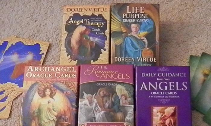 J.O.Y Wellness - J.O.Y Wellness: Up to 51% Off Angel Card Reading at J.O.Y Wellness