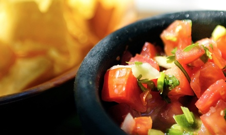 Mexican Cuisine for Dine-In or Take-Out Service at Salt and Pepper (Up to 43% Off)