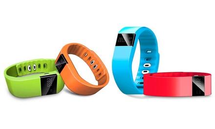 Smartwatch com Bluetooth preto com 1 ou 2 pulseiras extras desde 24,90€