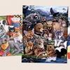 Cute, Cuddly Illustrations by Jennifer Newland Fine Art Giclee Prints
