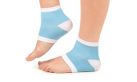 Gel Open-Toe Recovery Socks
